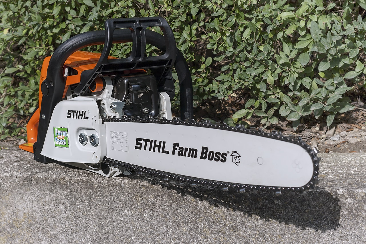 Stihl MS 290 - cover