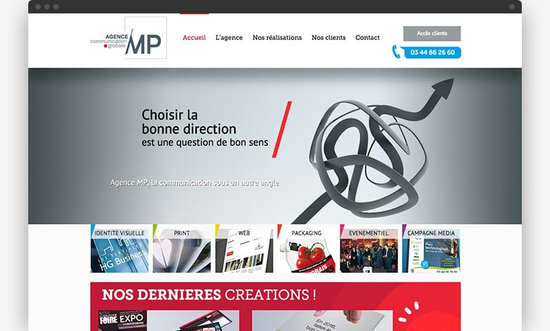 Agence MP - March 2013