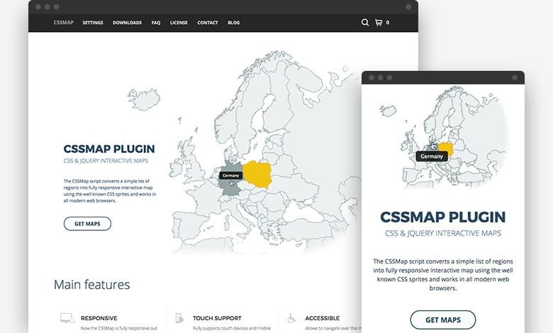 CSSMap plugin - 2016