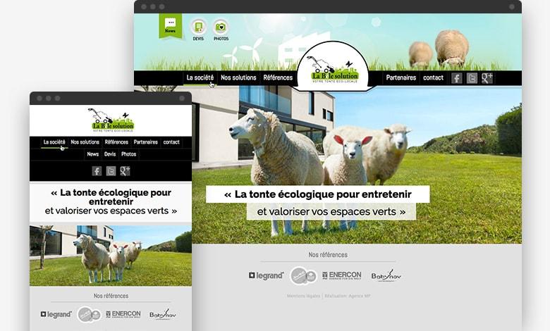 La Bêle Solution - March 2014