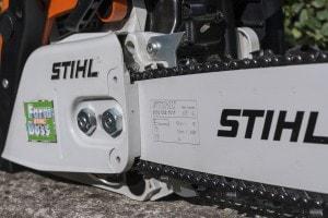 Stihl MS 290 - details